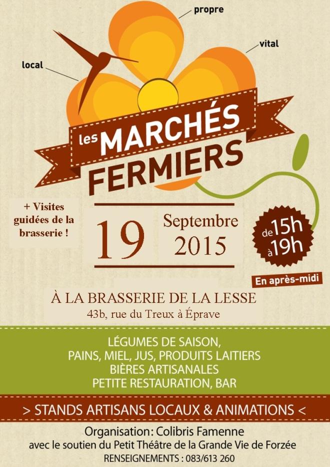 marché fermier 20150919