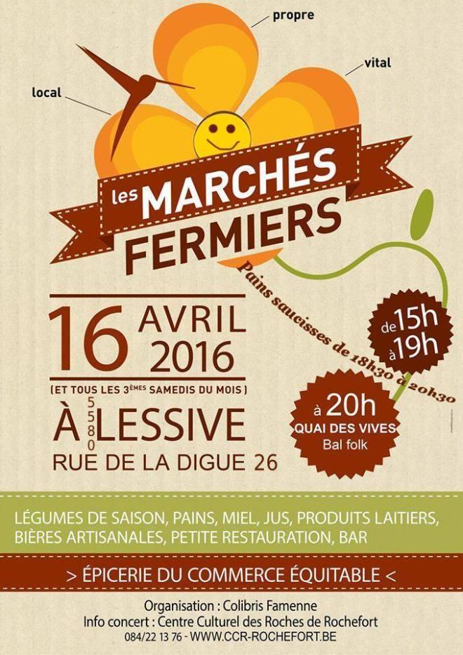 160416 marché fermier Lessive