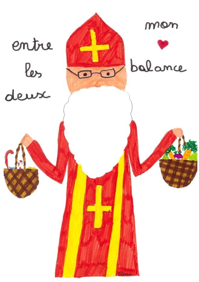 saint-nicolas mitigé