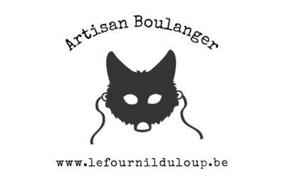 Logo fournil du loup